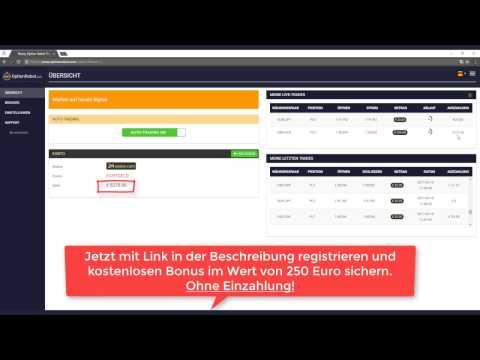 Binary Option Robot - Free Auto Trading Software