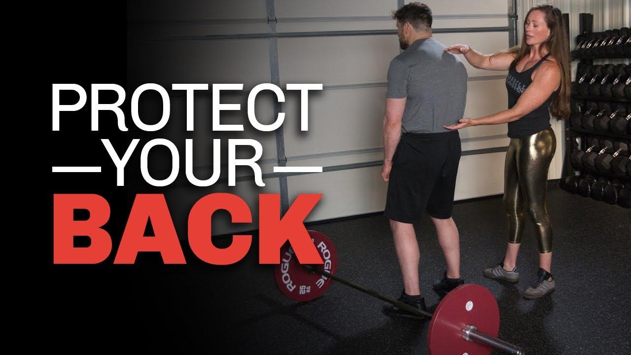 Fix Your Deadlift Form: Back Extension vs Flexion