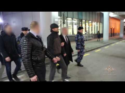 Из Чехии экстрадирован россиянин, подозреваемый в убийстве следователя в Дагестане