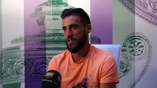 Džumhur za SK: Đoković i Federer su Veliki Favoriti na Vimbldonu | SPORT KLUB TENIS