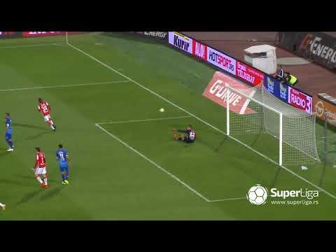 Super liga 2018/19: 10.Kolo: CRVENA ZVEZDA – MLADOST 2:1 (0:0)