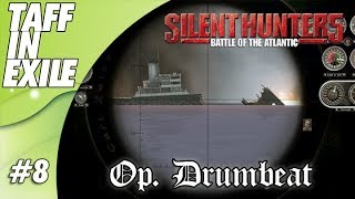 Silent Hunter 5 | Battle of the Atlantic | Operation Drumbeat!