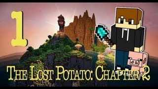 Episodio 1: JUAN CARLOS, EL POLLO FUNKY!! The Lost Potato: Chapter 2 - [LuzuGames]
