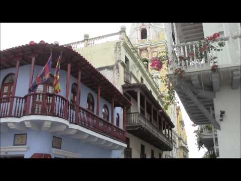 Cartagena Colombia, The Ancient Walled City In HD - Cartagena de Indias