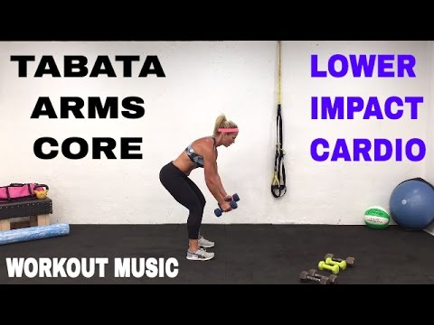 Tabata for Beginners: 13 Workouts for Fast Weight Loss