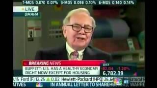 Warren Buffett Crushes Republicans On Taxes