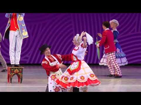 «СИБИРЬ МОЯ». Концерт  ансамбля танца Сибири им. М.С. Годенко