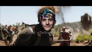 Apex vs Fortnite - Infinity war