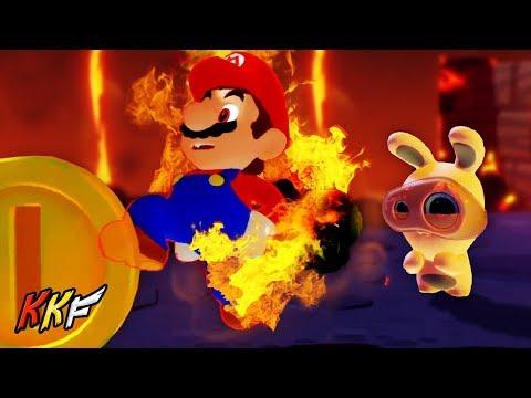 Lava Pit-Challenge 7: A Walk On The Fireside - Mario + Rabbids Kingdom Battle