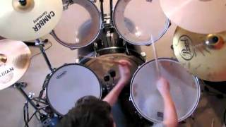 12 year old Slayer Angel of Death drum cover