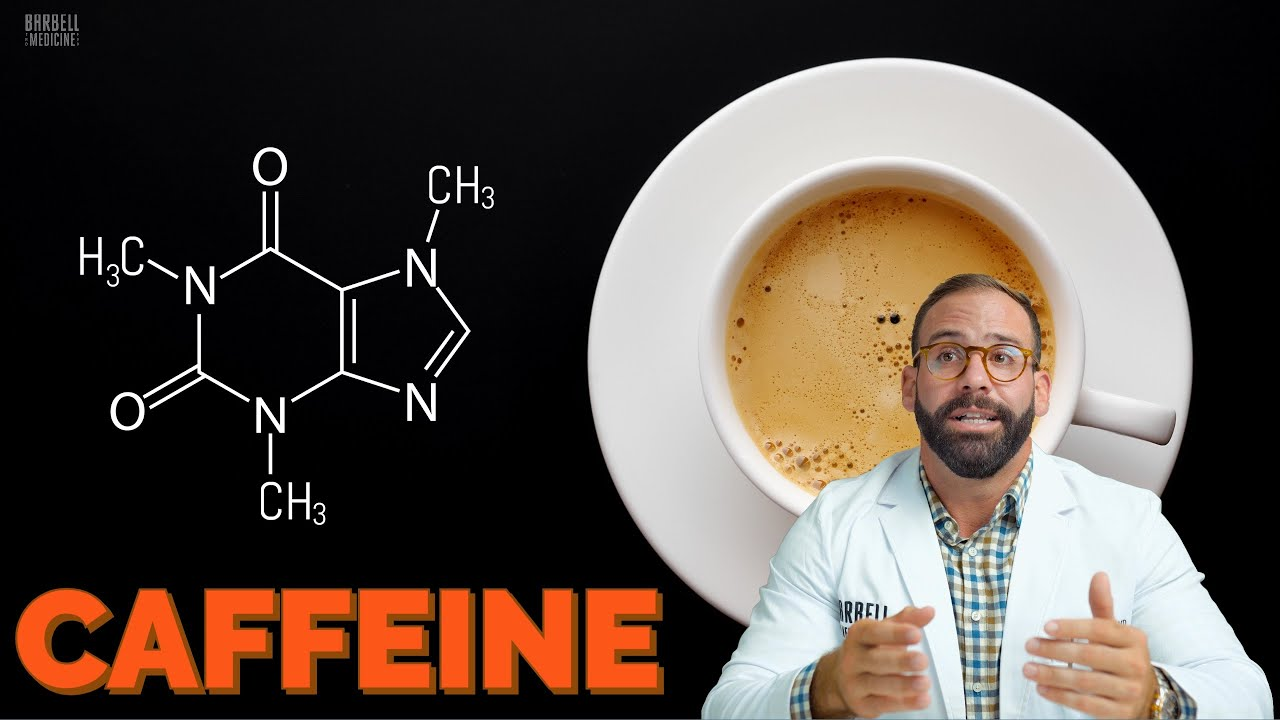 A Doctor Weighs In On Caffeine for Health And Performance
