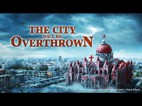 "Flee From Religious Babylon the Great | Official Trailer ""The City Will be Overthrown"""