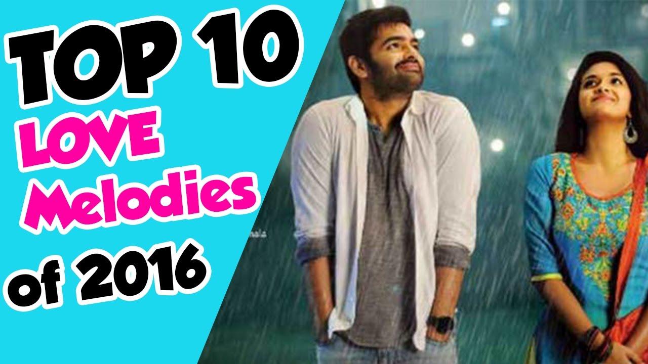 Top 10 love songs 2016