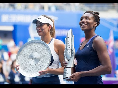 2015 Wuhan Open Final WTA Highlights | Venus Williams vs Garbine Muguruza