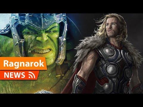 Thor Ragnarok Original Dark & Gritty Version Of The Film Explained