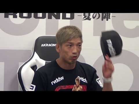Rizin Emotional Hideo Tokoro & Interviewer both Start Crying about pain of defeat but love from fans
