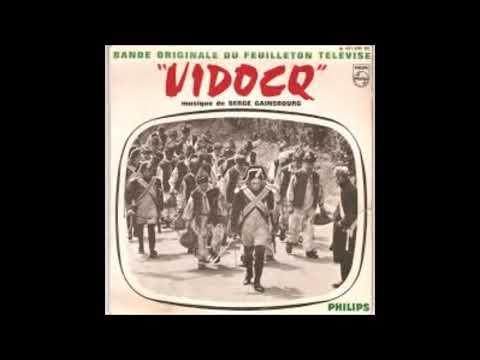 Serge Gainsbourg et Michel Colombier - Complainte de Vidocq (BO Vidocq 2/4)
