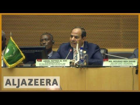🌍 African Union summit proposes Libya reconciliation talks | Al Jazeera English