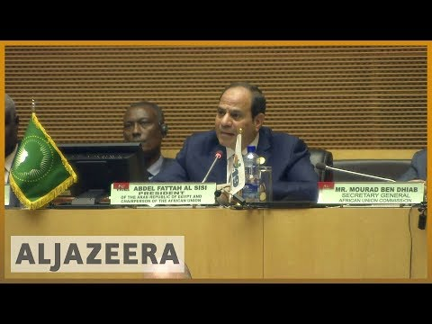 🌍 African Union summit proposes Libya reconciliation talks | Al Jazeera English