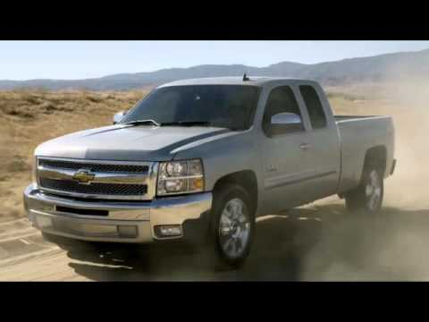 2012 Chevy Texas Edition Silverado Video | Chevrolet ...