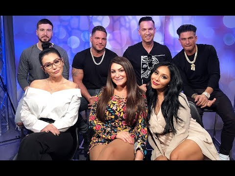 'Jersey Shore' Stars Spill on New Season and Play Jersey Shore-ades