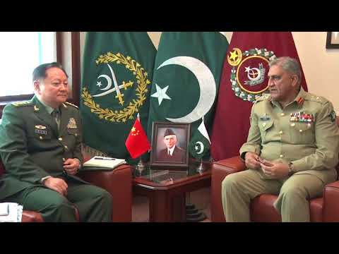 General Zhang Youxia, Vice Chairman of Chinese Central Military Commission (CMC) called on COAS