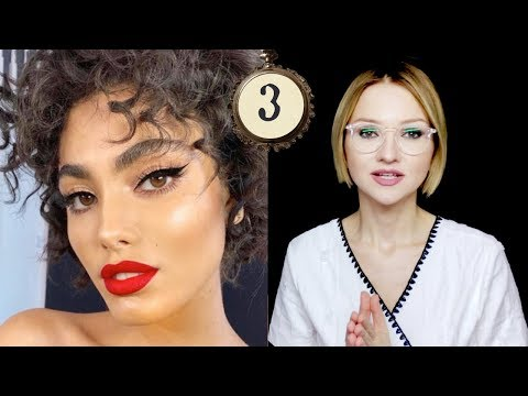 ONLY THESE 3 types of MAKEUP exist: thumbnail