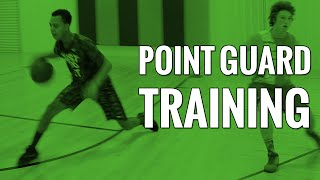 Point guard training: the basketball training series part 13