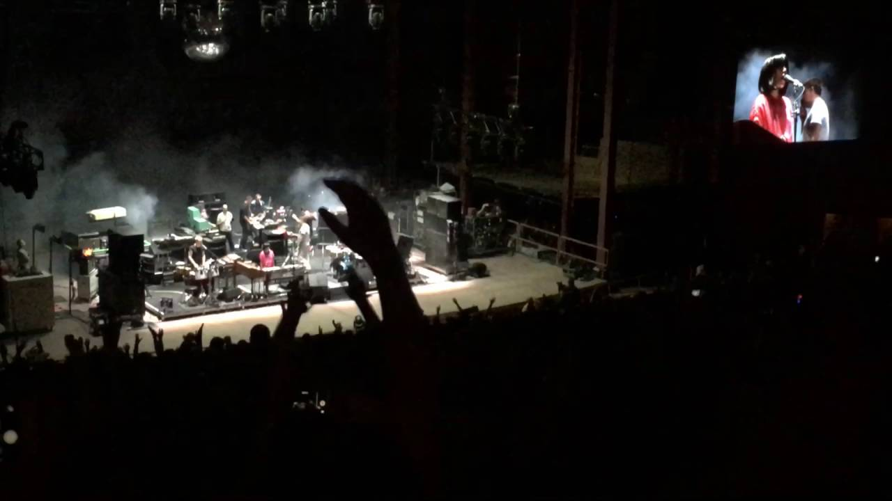 8 2 16 lcd soundsystem red rocks dance yourself clean youtube