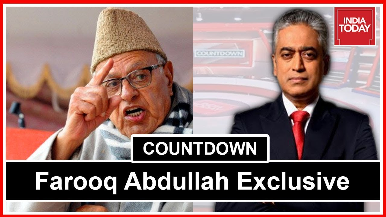 If Congress Wins, We Win: Farooq Abdullah Exclusive On NC-Congress Alliance | Countdown With Rajdeep