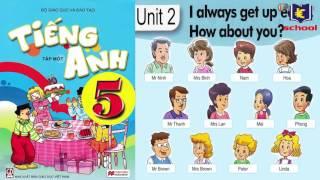 Trọn bộ Tiếng Anh Lớp 5