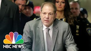 Harvey Weinstein Found Guilty Of Rape, Criminal Sexual Act, Acquitted On Other Charges | NBC News