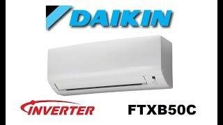 Видеообзор Кондиционера Daikin FTXB50C  RXB50C Inverter