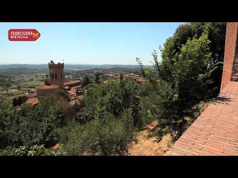 Via Francigena Camino to Rome - Lucca to Siena, Italy - Unravel Travel TV
