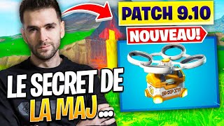 THE SECRET CHEAT OF UPDATE 9.10 WHAT IS NOT EME! Fortnite Season 9