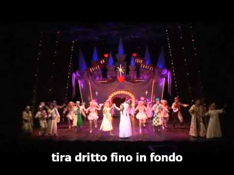 Monty Python Spamalot italiano - parte 15 - Broadway Wedding/Always look on the bright side of life