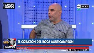 """Mauricio Serna: """"Wilmar Barrios es el único irremplazable en Boca"""" thumbnail"""
