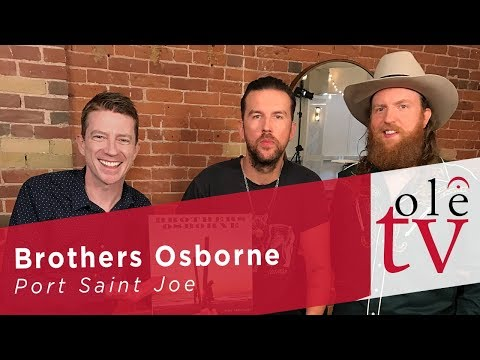 Red Arc Studio Sessions - Brothers Osborne