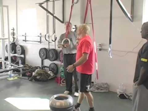 Developing a Muscle-up with Rob Miller - Part 1: Stability