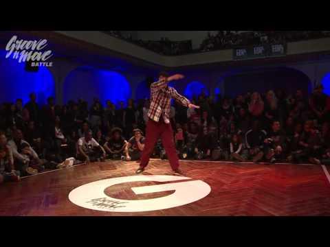 Jaz   Popping Preselection   GROOVE'N'MOVE BATTLE 2015   Geneva