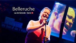 Belleruche - live - Festival Week-end au bord de l'eau - Sierre (Switzerland) - 1-2-3 July 2011
