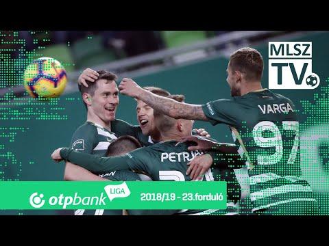 Ferencvárosi TC – DVTK | 7-0 | (3-0) | OTP Bank Liga | 23. forduló | MLSZTV