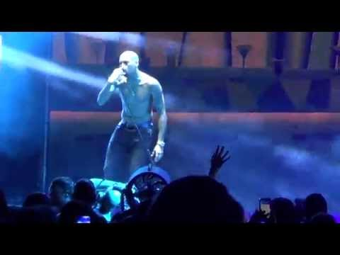 Chris Brown - Liquor - Concord Pavilion - Concord, CA - September 19, 2015