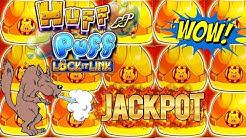 🔴 High Limit Ultimate Fire Link Slot MASSIVE HANDPAY JACKPOT & Huff N Puff HANDPAY! HARRAH'S CASINO