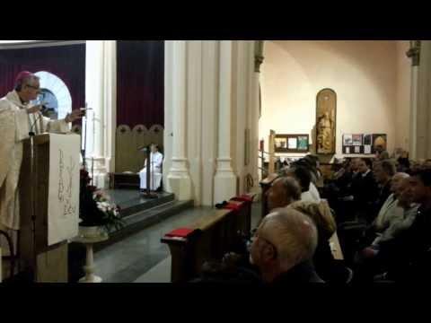 Sant Gil al Santuari de Núria