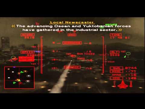 Ace Combat 5 Mission 27 Aces