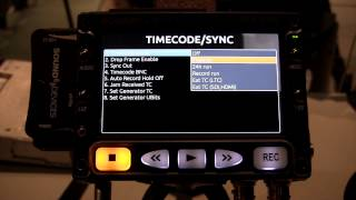 PIX Video Recorders - Sync Overview - Sound Devices