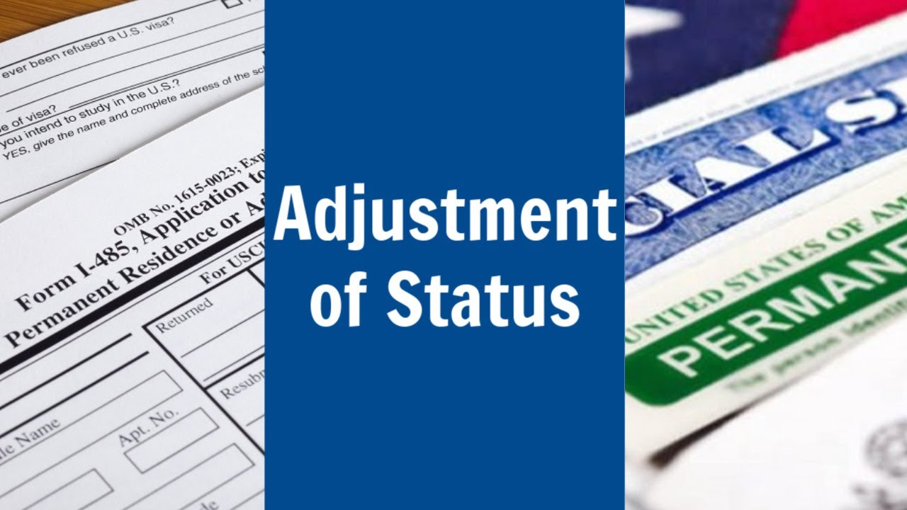 Adjustment of Status, Green Cards, EAD, Advance Parole, LPR