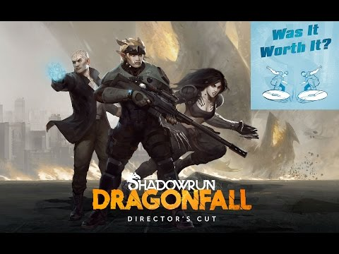 Shadowrun: Dragonfall - Director's Cut: Was It Worth It? (PC Game Review)