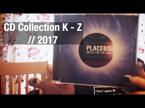 CD Collection K - Z // 2017